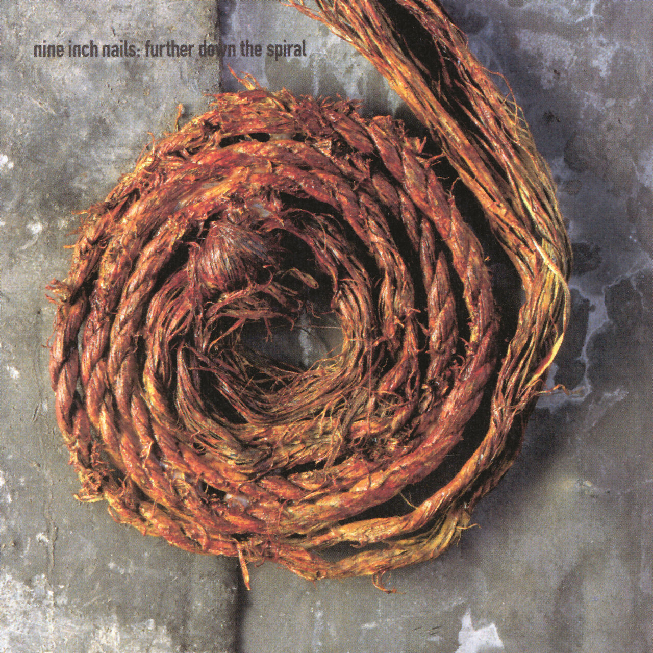 Nine Inch Nails – Further Down The Spiral – CD